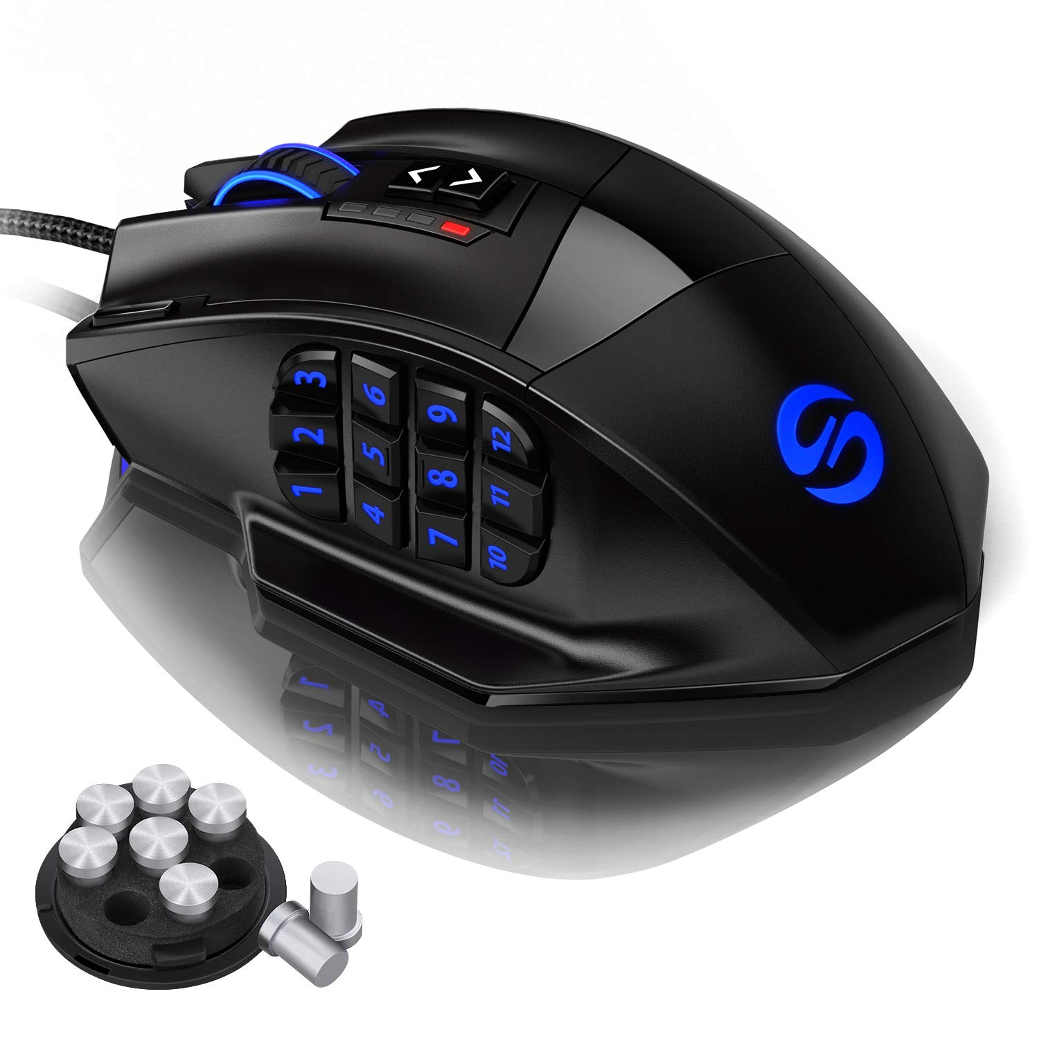 Top 10 Best Gaming Mouse Reviews in 2020 2