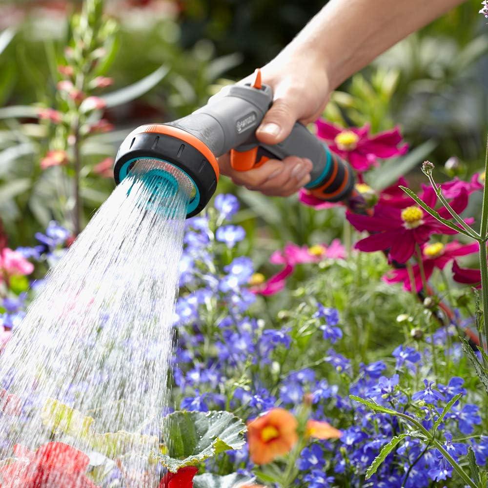 Einhandbedienung Gardena Classic Bew/ässerungsbrause: Gartenbrause zur Bew/ässerung von Topfpflanzen und Beeten frostbest/ändig 18311-20 verpackt