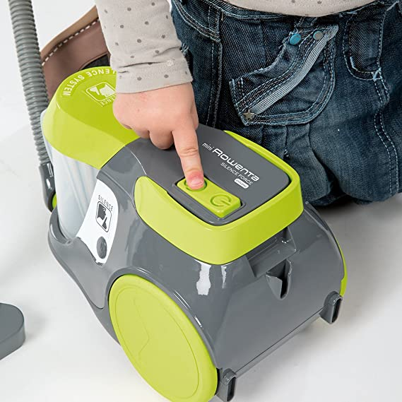 Amazon.com: Smoby ROWENTA STOFZUIGER - VAR: Toys & Games