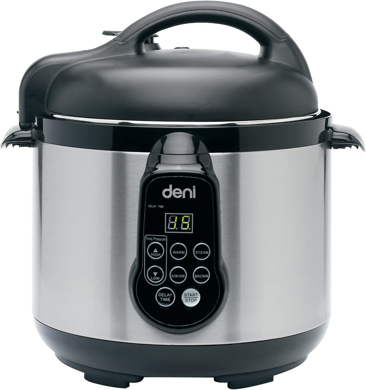 deni 9740 electric pressure cooker