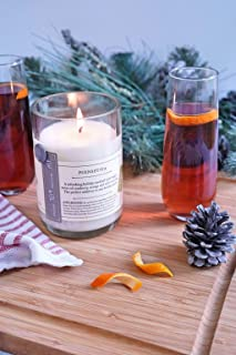 product image for Poinsettia Candle - Winter Seasonal