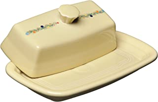product image for Fiesta Christmas Tree Covered Butter Dish, X-Large