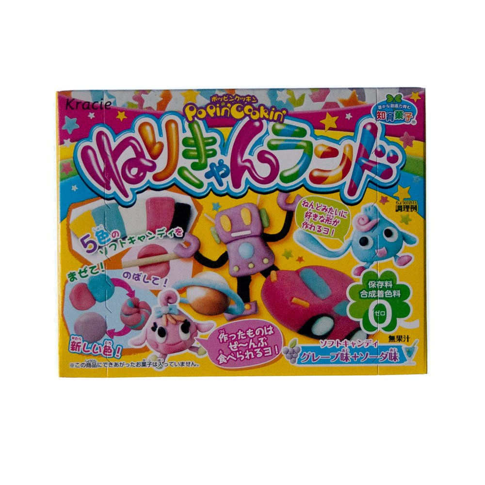 Popin cookin amazon - Amazon Com Neri Candy Land Kracie Popin Cookin Diy Candy Kit Gummy Candy Grocery Gourmet Food