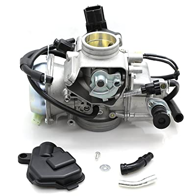 JDMSPEED New Carburetor For 2003-2005 Honda TRX 650 TRX650 Rincon ATV Complete Carb: Automotive
