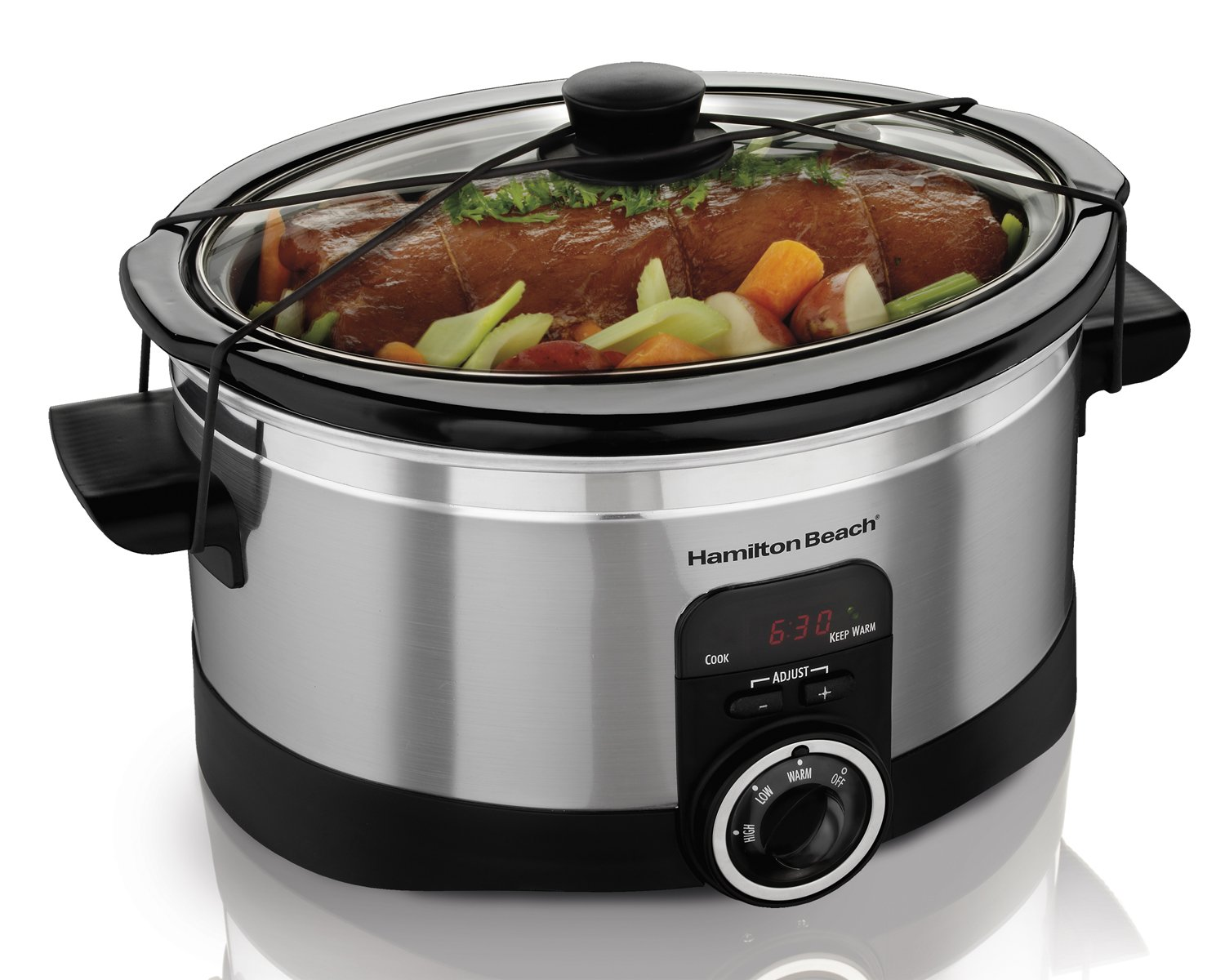 Hamilton Beach 33565 Simplicity 6-Quart Slow Cooker