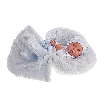 Recien nacido pipo 42 cm arrullo niño
