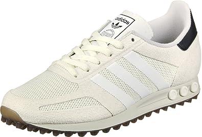 f7c486acbef8a adidas Men's La Trainer Og Fitness Shoes, White: Amazon.co.uk: Shoes ...