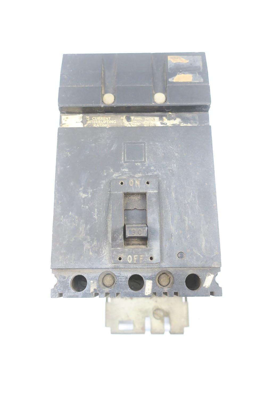 SQUARE D 30 AMP I-LINE CIRCUIT BREAKER 3 POLE 600 VAC FA36030
