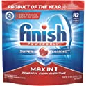 82-Count Finish Powerball Max-In-1 Dishwasher Detergent Tablets