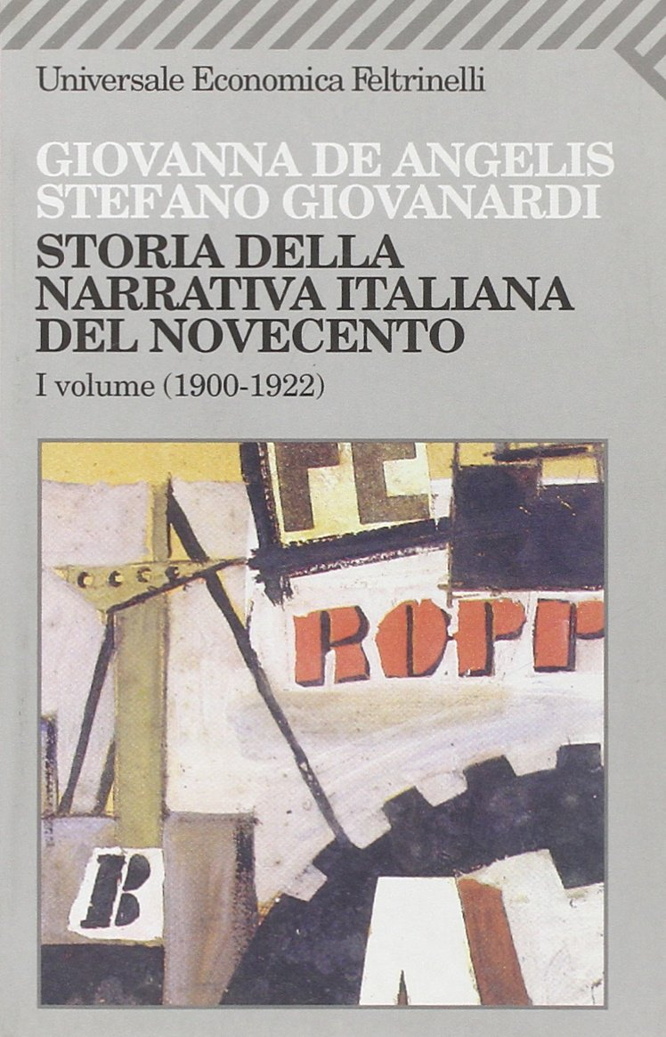 Download Storia Della Narrativa Italiana Del 900 1 Vol (Italian Edition) pdf