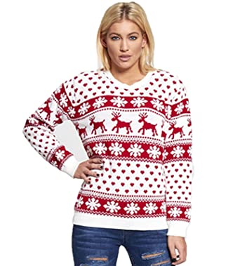 60% cheap look out for top fashion Ladies Novelty Christmas Xmas Jumpers Olaf Rudolph Reindeer, Santa Snowmen  Sweaters available in sizes S/M UK size 8/10, M/L UK size 12/14 & L/XL UK  ...