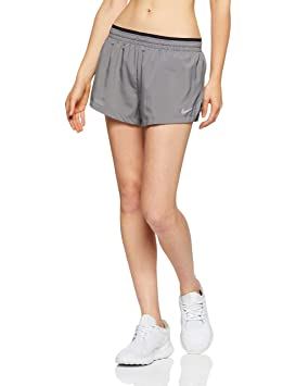 Nike Elevate Short pour Femme XS Gunsmoke Black Reflective Silver 60ffdcb2f57