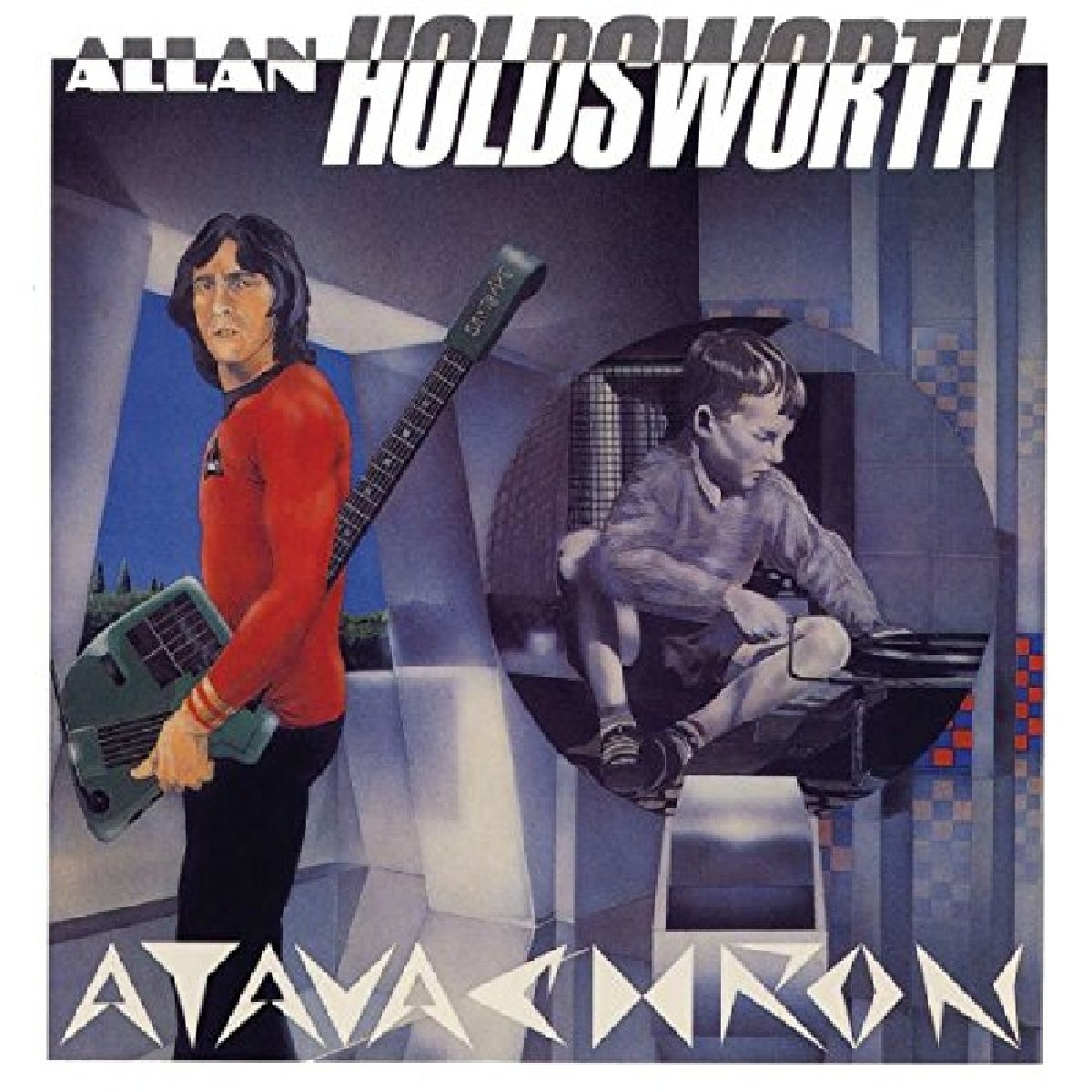 Allan Holdsworth - Atavachron (CD)