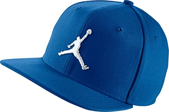 662da9484cf ... inexpensive jordan cap jumpman snapback blue white size adjustable  87b91 d97b6