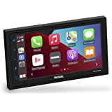 Sound Storm Laboratories DD988ACP Apple CarPlay Android Auto Car Multimedia Player - Double-Din, 6.75 Inch LCD Touchscreen, B