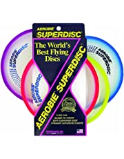 Aerobie Superdisc Outdoor Flying Disc - Colors May Vary