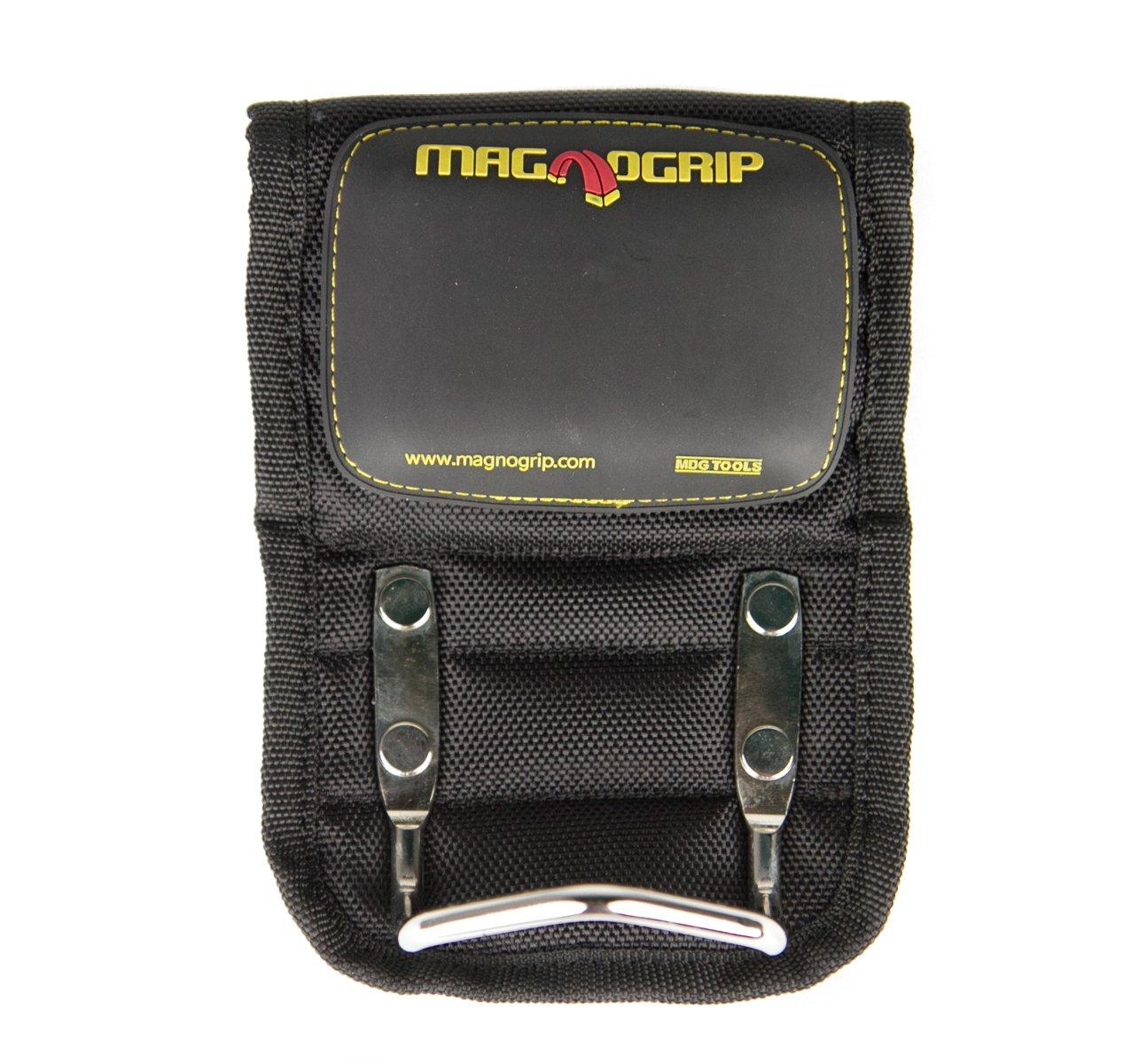 MagnoGrip 002-399 Magnetic Hammer Holster, Black