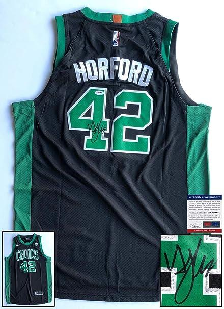 purchase cheap cbdfd ae3c2 Boston Celtics Al Horford Autographed Signed Memorabilia ...