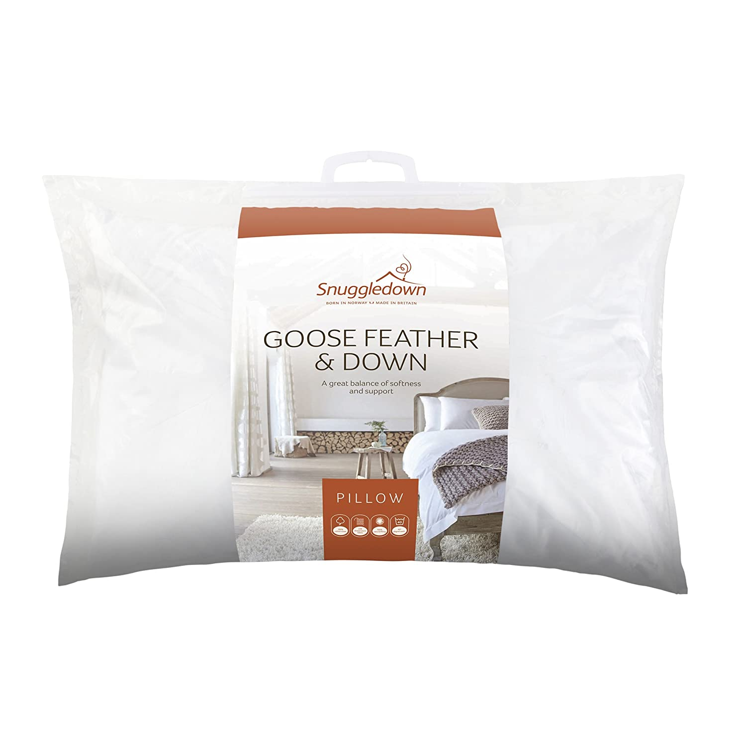 bed pillow down p firm store the extra pillows company k king organic white