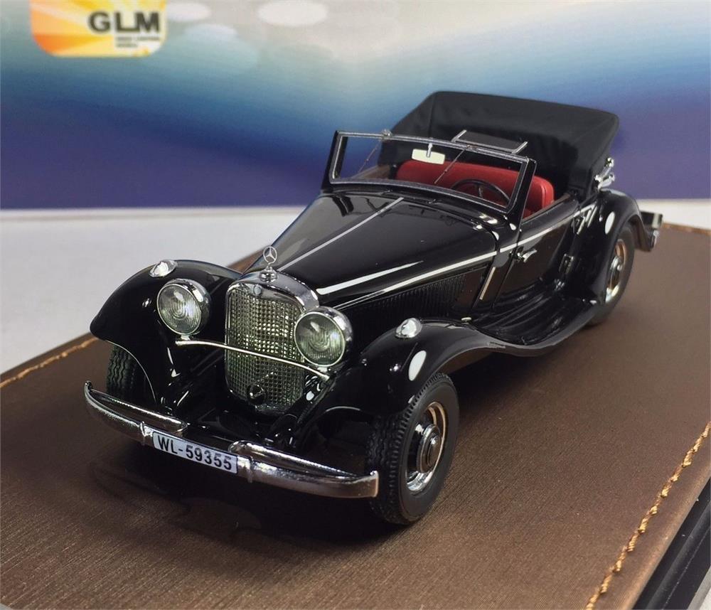 GLM Mercedes-Benz 290A Cabriolet A W18 1936 L.E. 299 PCS. - 1 43