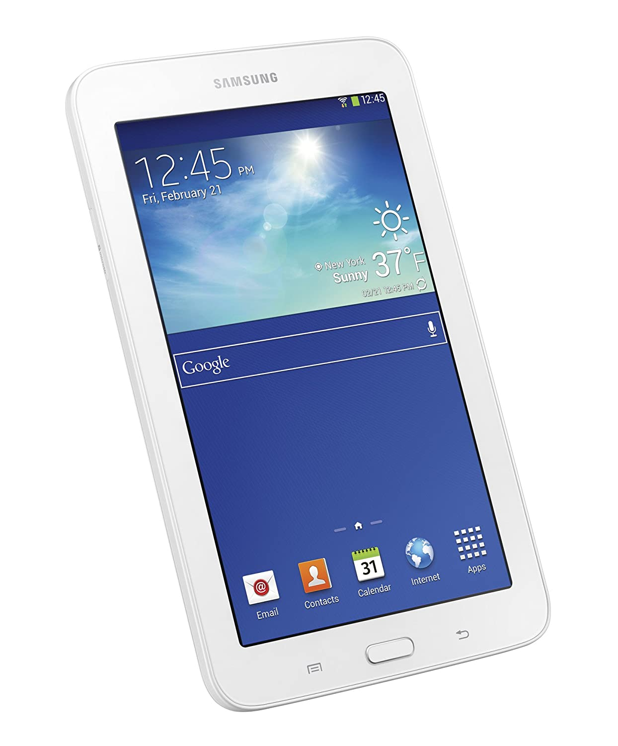 Amazon: Samsung Galaxy Tab 3 Lite 7inch 8 Gb Tablet (white):puters  & Accessories