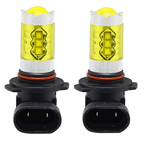 Super brillante H10 9145 9140 lámpara de bombillas LED para Chrysler Dodge Ford Cadillac Luces Antiniebla