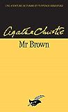 Monsieur Brown (Masque Christie)
