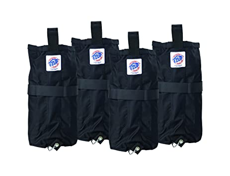 E-Z UP Instant Shelters Deluxe Weight Bags - Set of 4 Canopy Weight Bags  sc 1 st  Amazon.com & Amazon.com : E-Z UP Instant Shelters Deluxe Weight Bags - Set of 4 ...