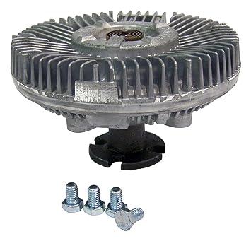 Crown Automotive 52027823 tempatrol Ventilador de embrague: Amazon.es: Coche y moto