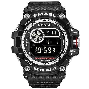 Blisfille Relojes 2 Relojes Digital Chica Relojes Oro Reloj 60 Cm Relojes Digitales Smart Ñiños: Amazon.es: Deportes y aire libre