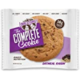 |SALE| Lenny & Larry's The Complete Cookie, Oatmeal Raisin, 4-Ounce Cookies (Pack of 12)