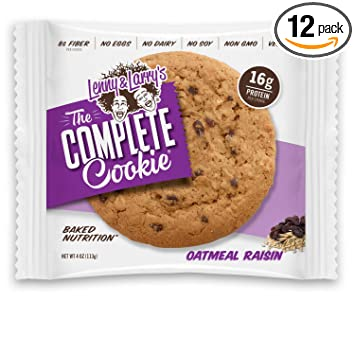 Amazon.com: La galleta completa de Lenny & Larrys ...