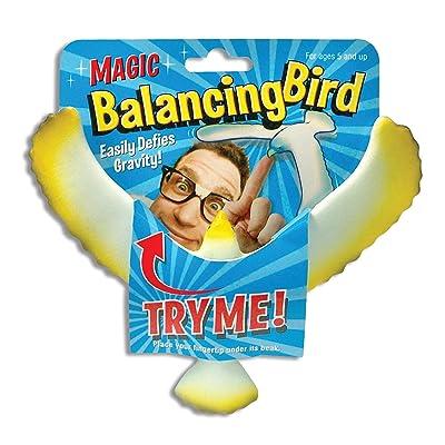Westminster Magic Balancing Bird - Random Color: Toys & Games