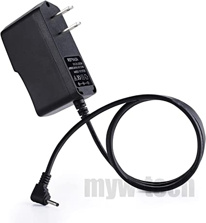 """1A AC//DC Adapter Power Charger Cord For RCA Pro 10/"""" Edition RCT6103W46 Tablet PC"""