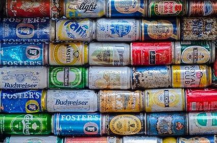Resultado de imagen de latas de refresco recicladas
