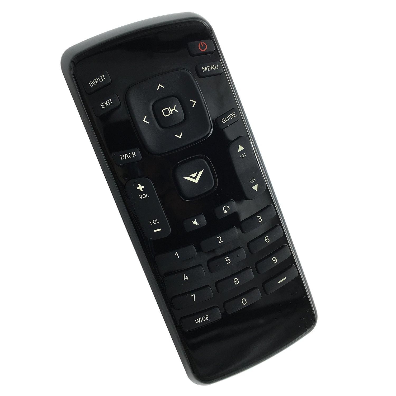 New XRT020 TV Remote for Vizio LED HDTV D32HND0 D32HN-D0 D32HND1 D32HN-D1 D32HN-E0 D32HN-E1 D32HNX-E1 D390-B0 D39HN-E0 D43N-E1 D48N-E0 D50N-E1