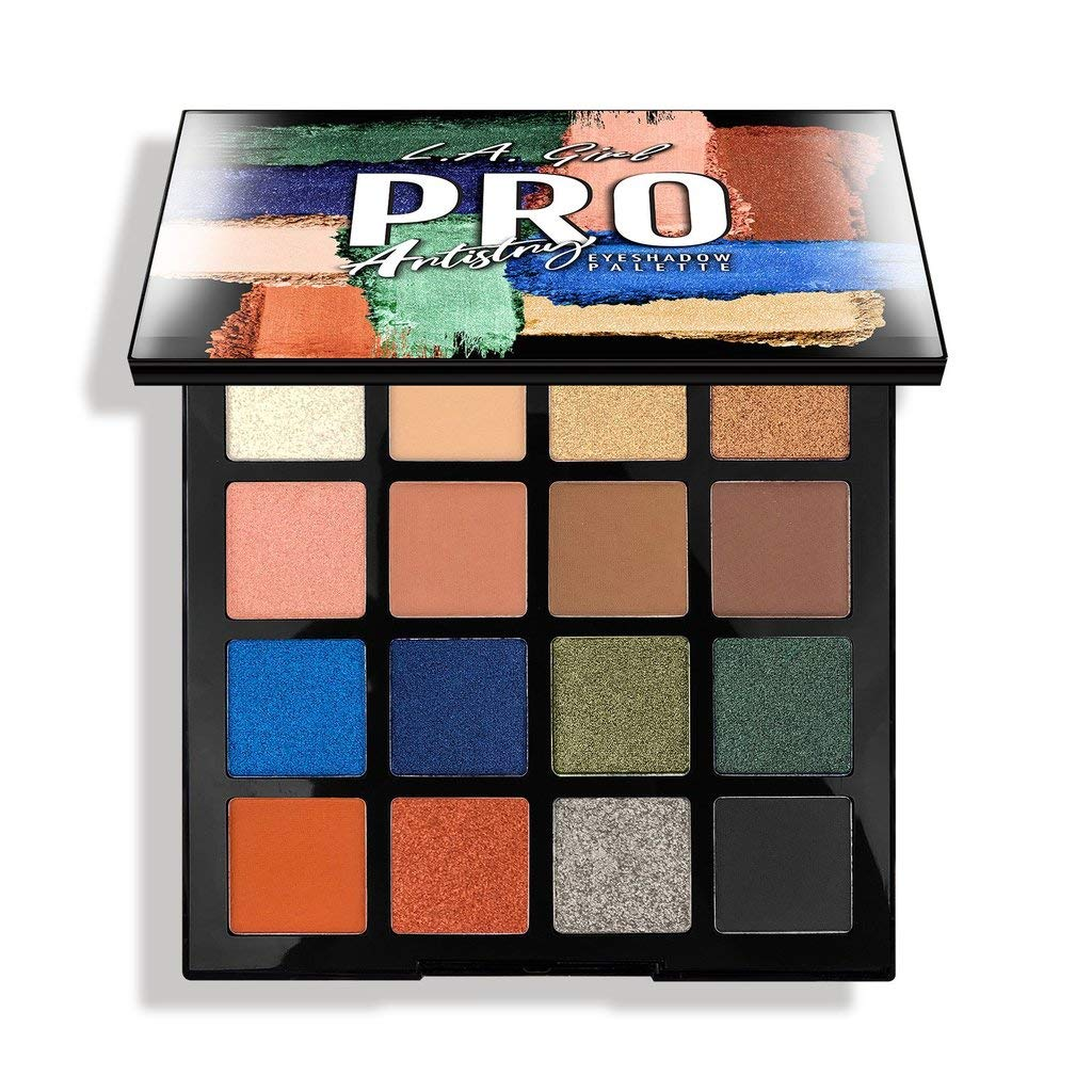 L.A. Girl Pro Artistry Eyeshadow Palette