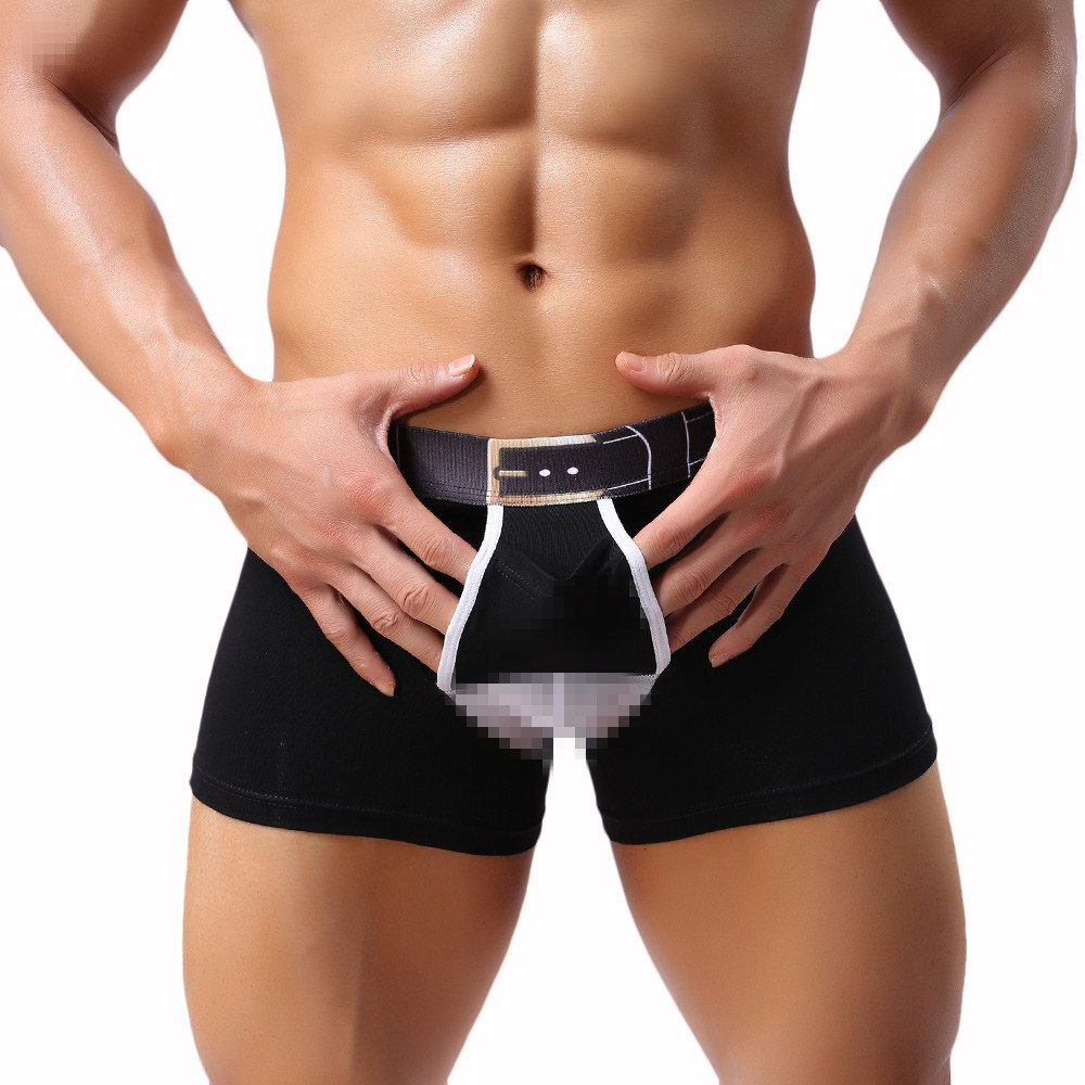 changeshopping Mens Breathe Underwear Briefs Bulge Pouch Shorts Underpants changeshopping 1 Changeshopping510