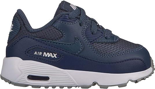 Nike Air Max 90 Mesh (TD), Chaussons Bas Mixte bébé