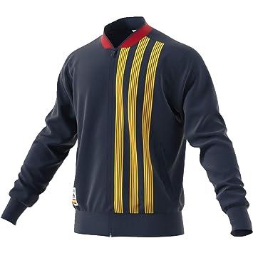 Adidas Spain Ci TT Chaquetas de Anoraks, Todo el año, Hombre, Color Conavy/Scarle, tamaño Medium: Amazon.es: Deportes y aire libre