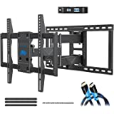 Mounting Dream Full Motion TV Mount UL Listed TV Wall Mount Bracket for 42-75 Inch TVs, Premium Wall Mount TV Bracket…