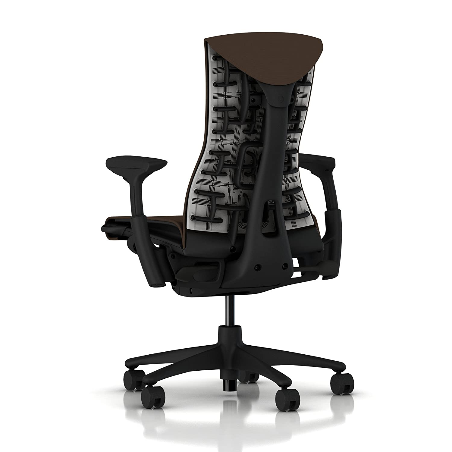 Amazon Herman Miller Embody Chair Fully Adj Arms Graphite