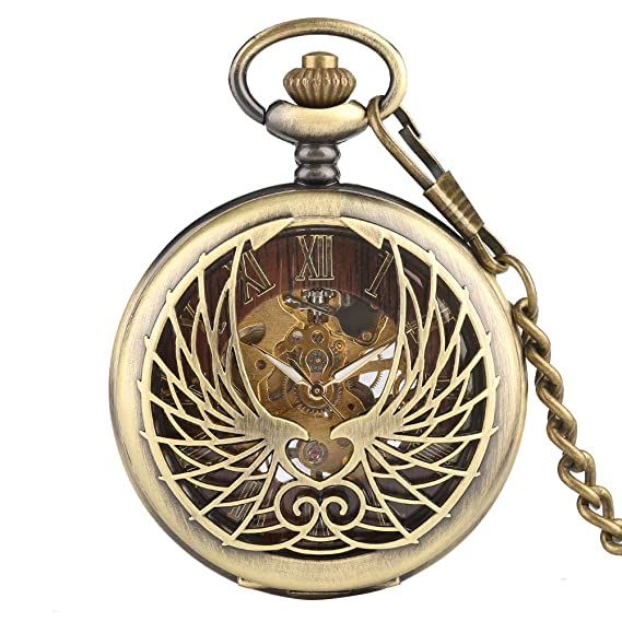 Card Captor Sakura Reloj de Bolsillo, Esfera de Madera ...