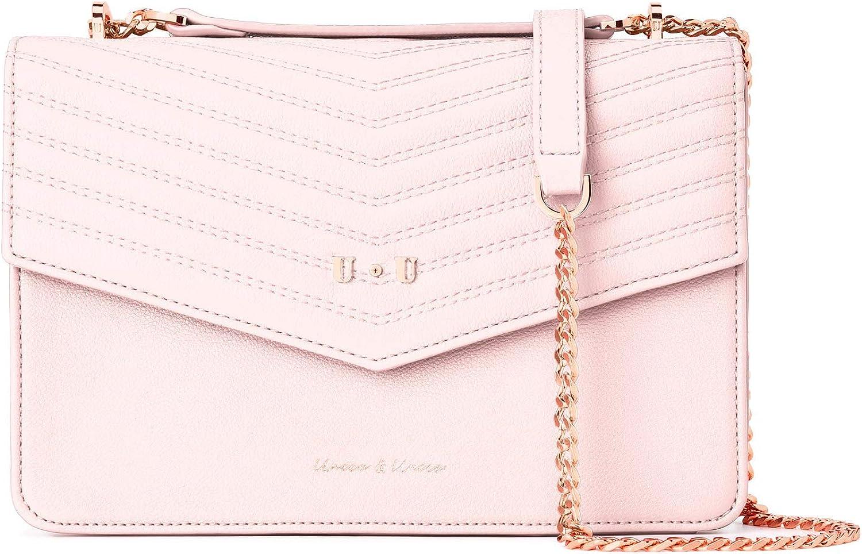 Leather Crossbody Bag...