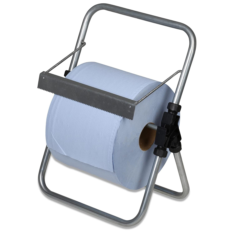 Papierrollenständer 30 cm stationär: Amazon.de: Baumarkt