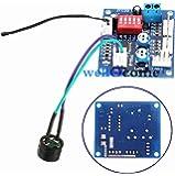 DC 12V PWM PC CPU ventilador temperatura Control Velocidad controlador de CPU. Alarma modulo.