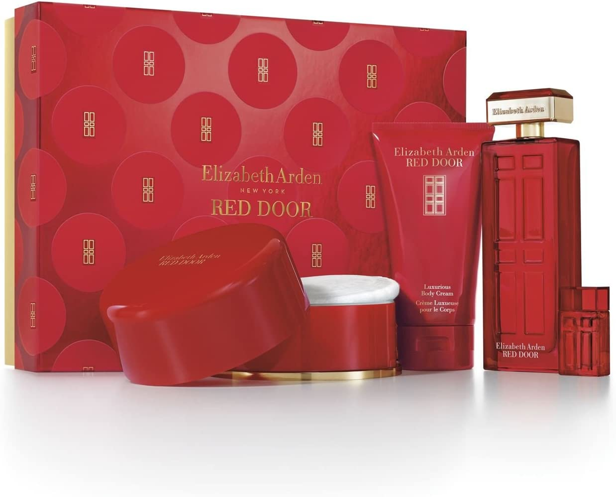 Elizabeth Arden - Estuche de regalo Eau de Toilette Red Door: Amazon.es: Belleza