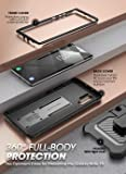 SUPCASE Unicorn Beetle Pro Series Case Designed for Samsung Galaxy Note 10 Plus/Note 10 Plus 5G, Full-Body Rugged Holster & Kickstand Without Built-in Screen Protector