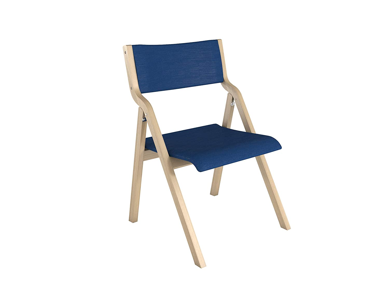 Amazon.com: Lavi Furniture Silla de oficina de madera ...