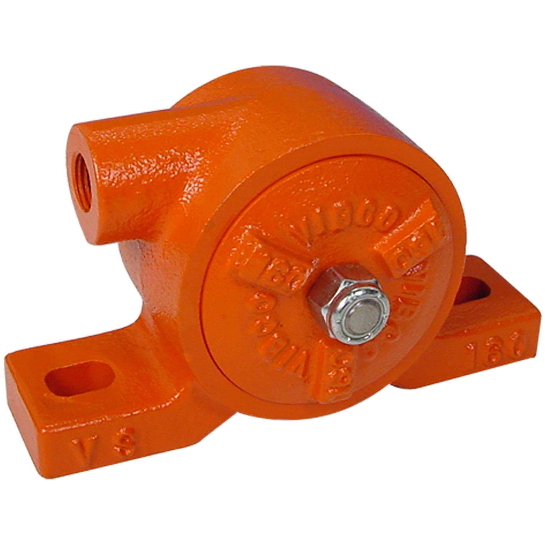 Pneumatic Vibrator, 160Lb, 10, 000Vpm, 80Psi by Vibco